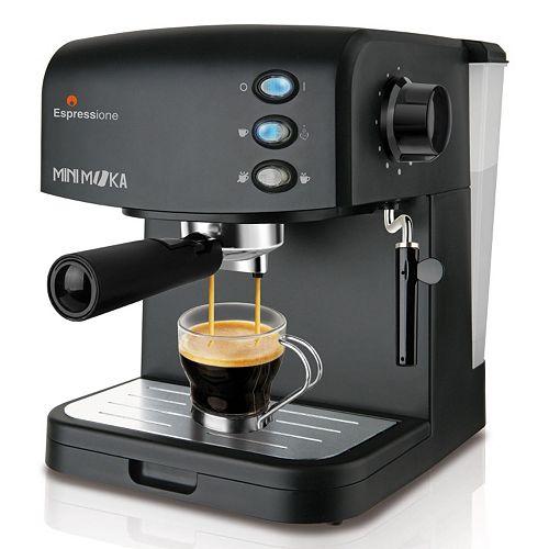 Espressione Minimoka Espresso Machine