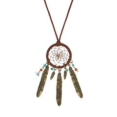 Mudd® Dream Catcher Necklace