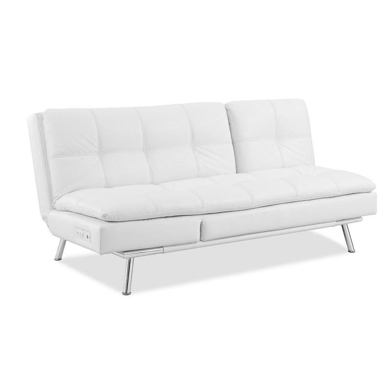 Serta Convertible Sofa Bed Kohls