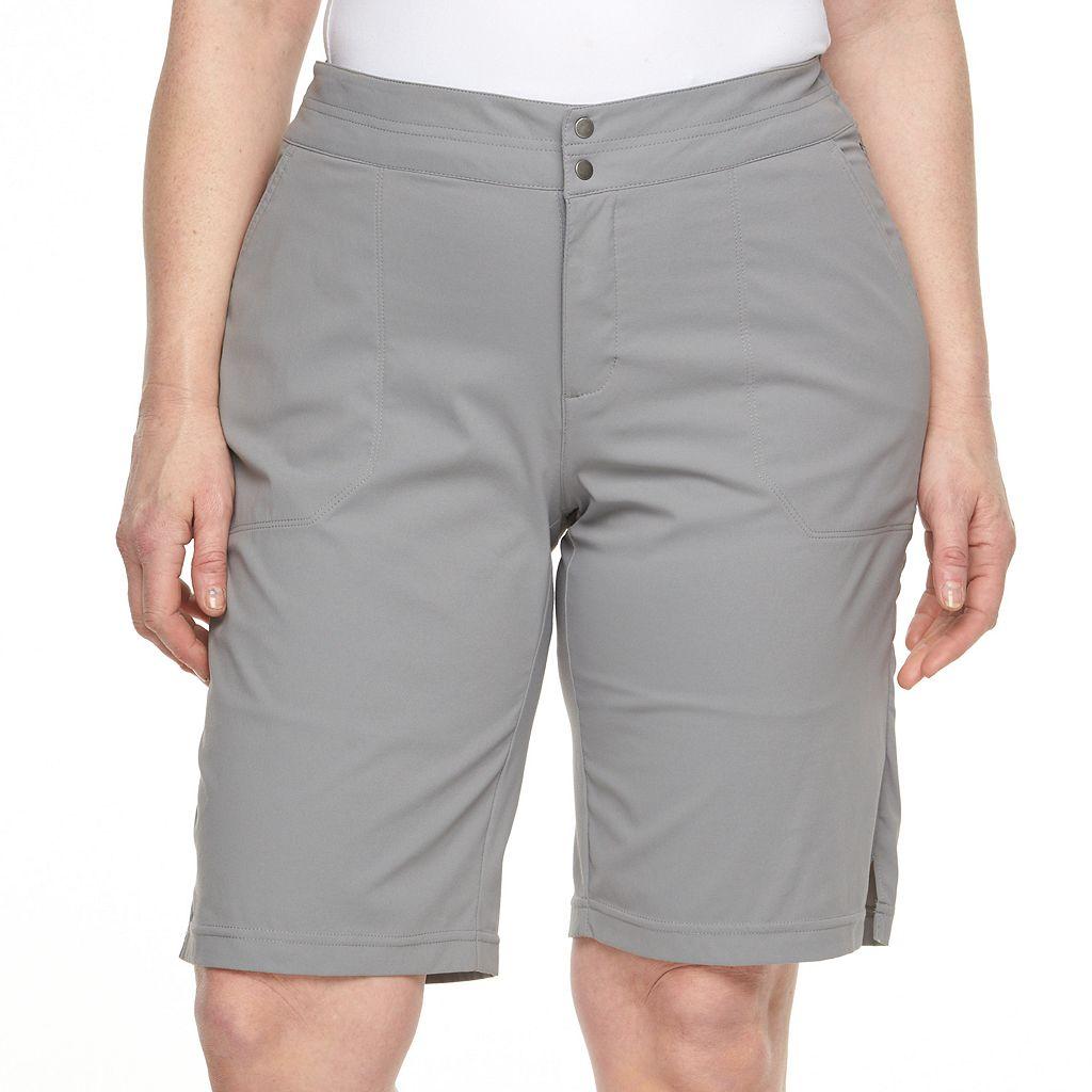 Plus Size Columbia Zephyr Heights Bermuda Shorts