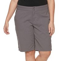 Plus Size Columbia Zephyr Heights Bermuda Shorts