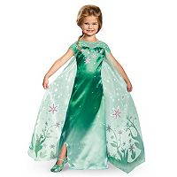 Disney's Frozen Fever Elsa Costume - Kids