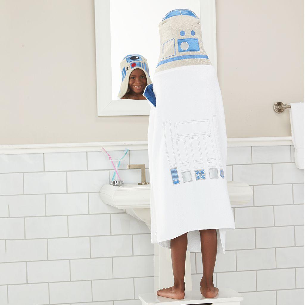 Star Wars Home R2D2 Bath Wrap