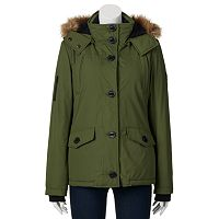 Women's Hemisphere Hooded Storm Coat