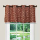 Spencer Home Decor Foulard Window Valance - 54'' x 16''