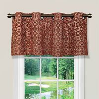 Spencer Foulard Valance - 54'' x 16''
