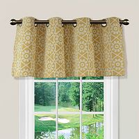 Spencer Home Decor Jamesonii Window Valance - 54'' x 16''