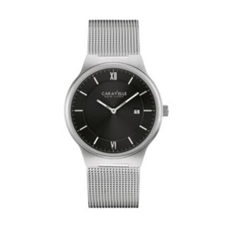 Caravelle New York by Bulova Men's Stainless Steel Watch - 43B145