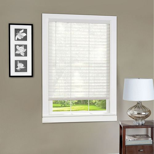 Light Vane Cordless 2''  Slat Plantation Blinds