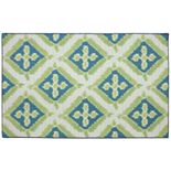 Mohawk® Home Summer Splash Ornamental Indoor Outdoor Rug