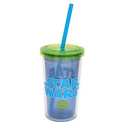 Star Wars 11.8-oz. Melamine Straw Tumbler