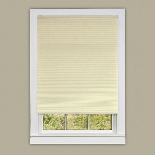 Light Filtering Cordless Honeycomb Cellular Shade