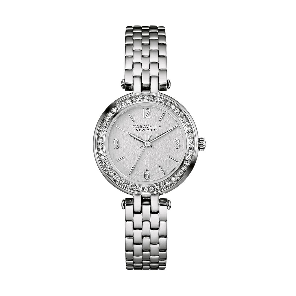 Caravelle New York by Bulova Women's Stainless Steel Watch - 43L185