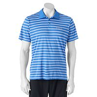Men's Columbia Omni-Wick Striped Oak View Polo