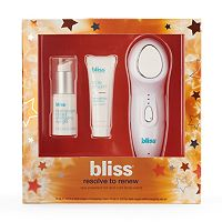 bliss Resolve to Renew Spa-Powered Hot & Cold Facial Wand Kit