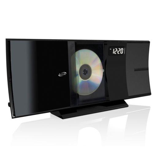 iLive Bluetooth CD Radio Home Music System