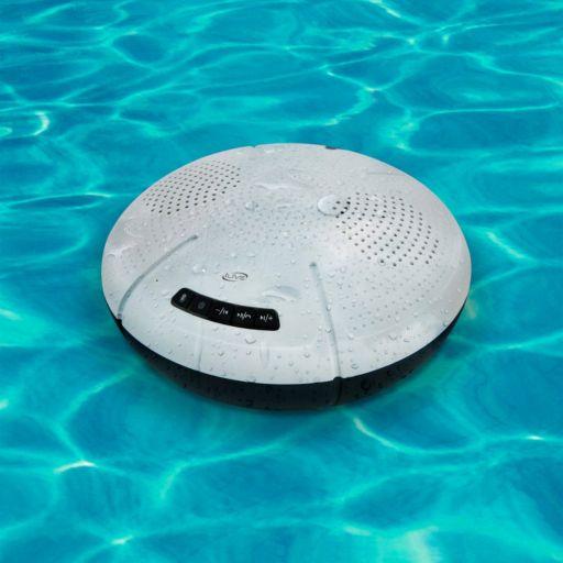 iLive Water-Resistant Floating Bluetooth Speaker