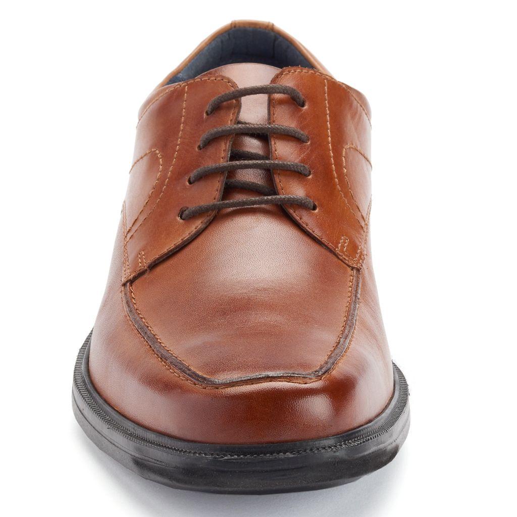 Nunn Bush Chattanooga Men's Oxford Moc Toe Dress Shoes