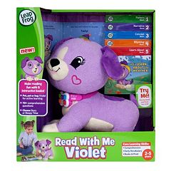 LeapFrog Read With Me Violet by