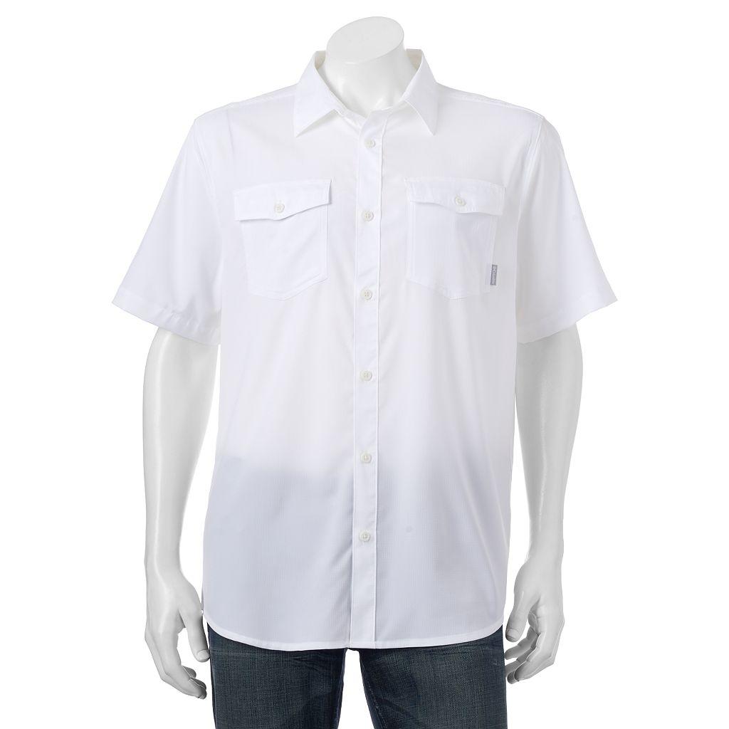 Big & Tall Columbia Pacific Breeze Button-Down Shirt