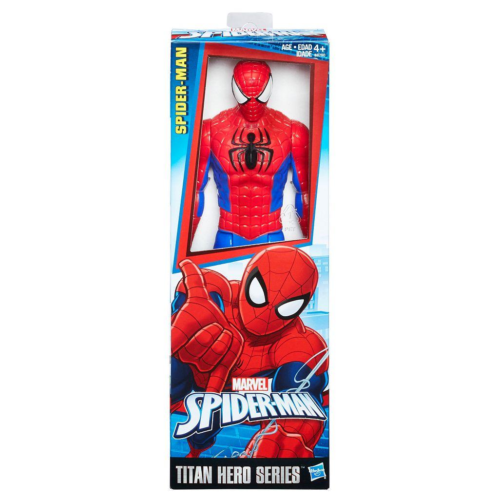 Marvel Spider-Man Titan Hero Series Figure