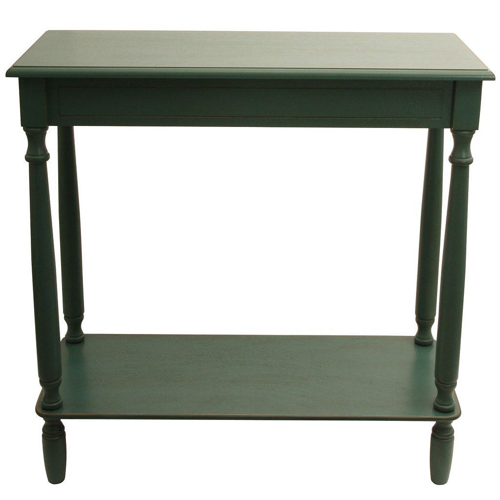 Decor Therapy Simplify Rectangle Console Table