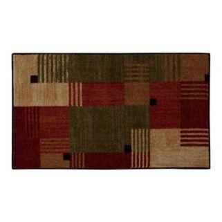 Mohawk® Home Alliance Geometric Squares Rug
