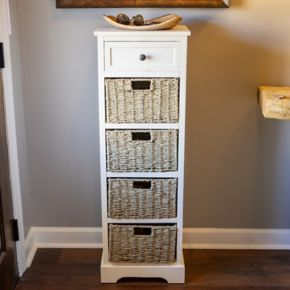 Decor Therapy Montgomery 5-Drawer Tower