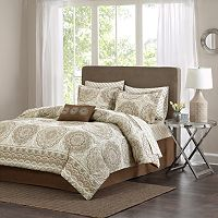Madison Park Essentials Medina Bed Set