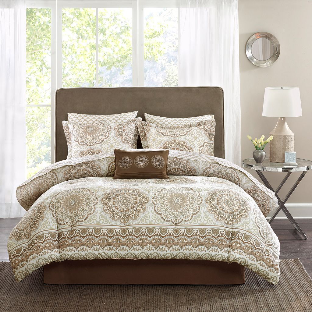Madison Park Essentials Medina Bed Set