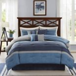 Madison Park Saban 7 pc Bed Set