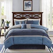 Madison Park Saban 7 pc Bed Set