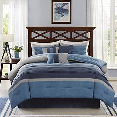 Madison Park Saban 7-piece Bed Set