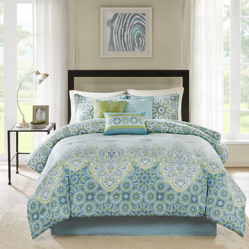 Madison Park 7-piece Armelle Comforter Set