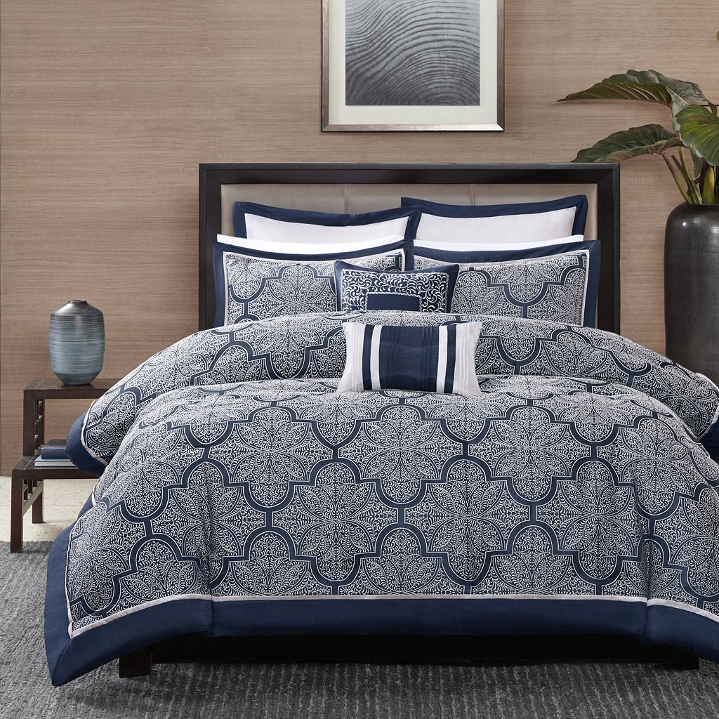 Madison Park Barrett 8-pc. Comforter Set