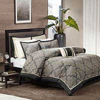 Madison Park Barrett 8 pc Comforter Set
