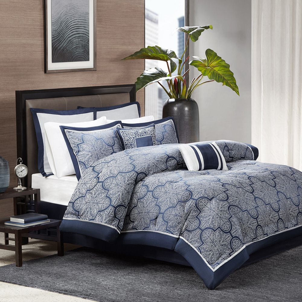 Madison Park Barrett 8pcforter Set