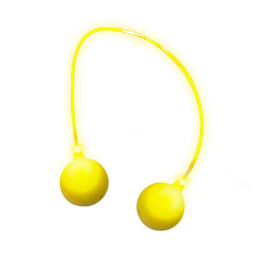 Verus Sports 3-pc. Glo-Bright Light-Up Replacment Chuck-A-Balls