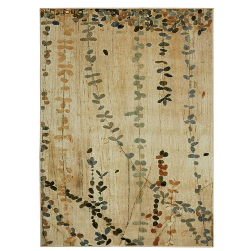 Mohawk® Home Trailing Vines Abstract Floral Rug