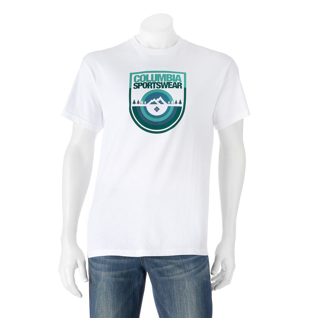 Men's Columbia Mountain Core Tee
