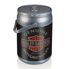 Picnic Time Harley-Davidson Oil Can Insulated Cooler