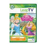 Disney Princess Cinderella & Rapunzel Video Game by LeapFrog LeapTV