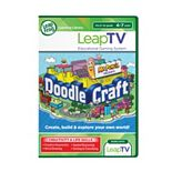 LeapFrog LeapTV Mr. Pencil Presents Doodle Craft Video Game