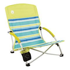 Coleman Utopia Breeze Folding Beach Sling Chair