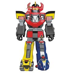 Fisher-Price Imaginext Power Rangers Morphing Megazord by