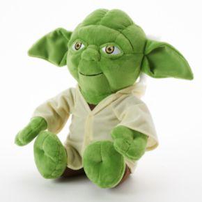 Star Wars Yoda Character Hugger and Throw Set