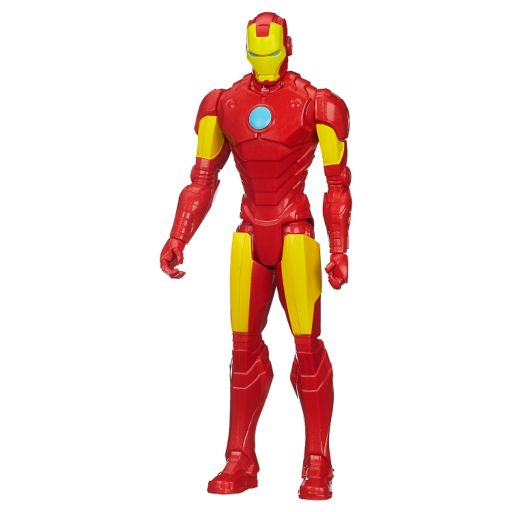 Marvel Avengers Titan Hero Series 12-in. Iron Man Figure by Hasbro