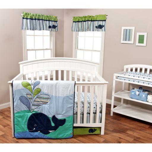 Trend Lab Anchors Away 3-pc. Crib Bedding Set