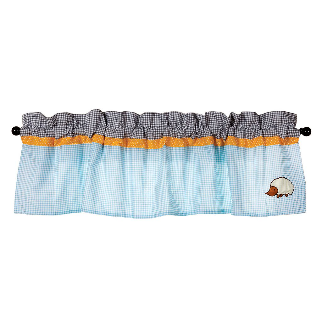 Trend Lab Let's Go Camping Window Valance