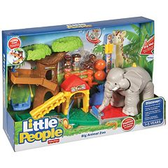 Fisher-Price Little People Big Animal Zoo by